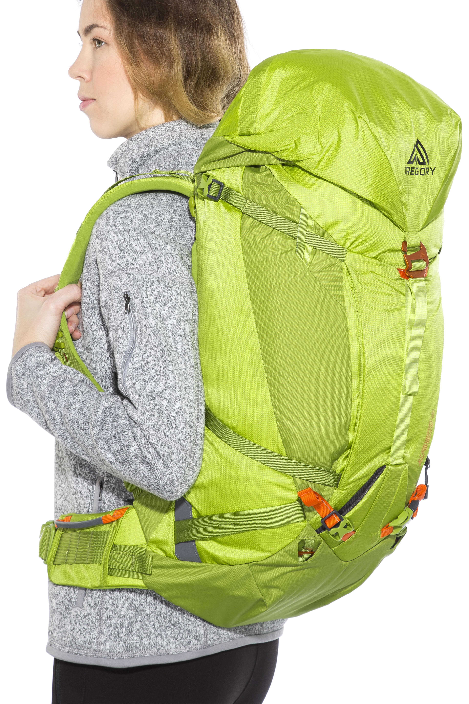 6a7c4a78c464b Gregory Alpinisto 35 Plecak Medium zielony